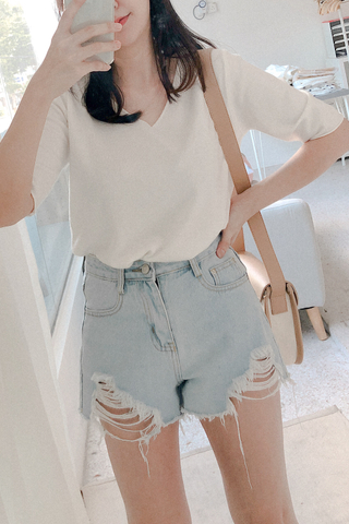Denim Classic Shorts