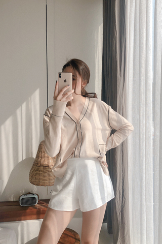 Cozy Cream Jacket