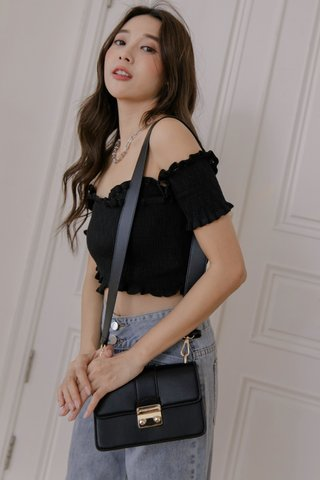 More Than One Bag in Black