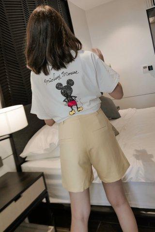 Mickey Oversized Tee