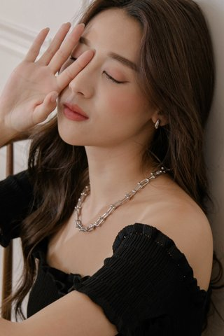 U-Link Choker Necklace