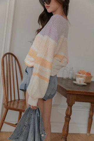 Triplet Tone Sweater