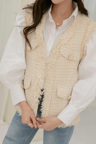 Coco Vest Cardigan