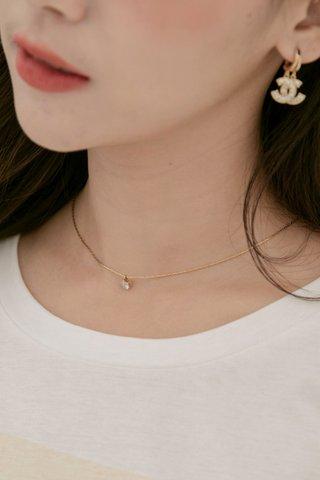 Solo Diamond Necklace